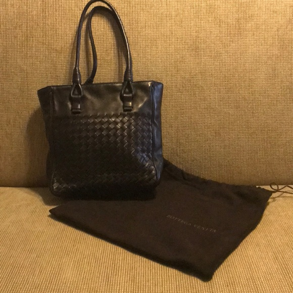 Bottega Veneta Handbags - Bottega Veneta Open Tote Intrecciato Nappa Small 3d6539dec4f89